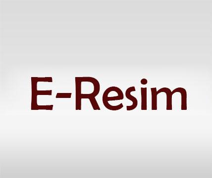 E-resim
